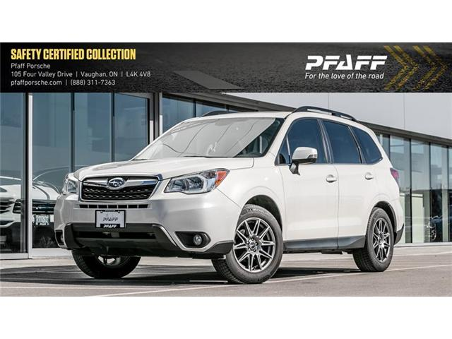 2016 Subaru Forester 2.5i Limited at (Stk: U7428) in Vaughan - Image 1 of 10
