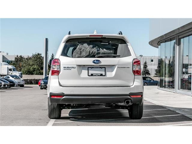 2016 Subaru Forester 2.5i Limited at (Stk: U7428) in Vaughan - Image 2 of 10