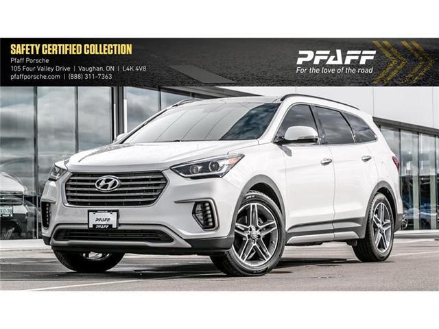 2017 Hyundai Santa Fe XL AWD Limited (Stk: P13083A) in Vaughan - Image 1 of 22
