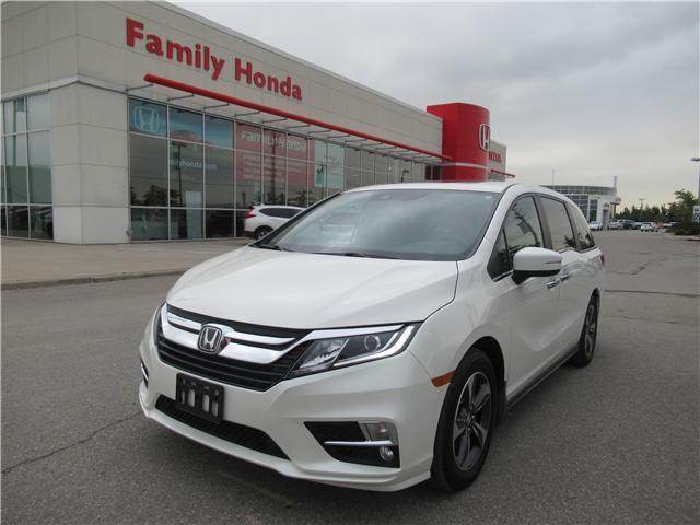 2018 Honda Odyssey EX-L (Stk: 8505214) in Brampton - Image 1 of 30