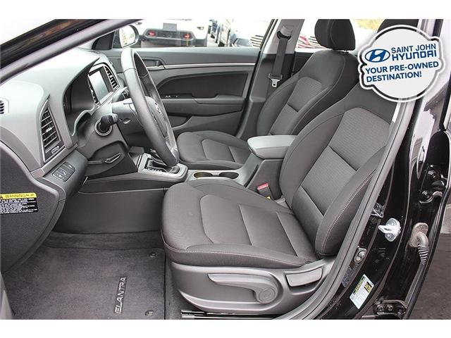 2018 Hyundai Elantra GL SE (Stk: U1916) in Saint John - Image 10 of 20