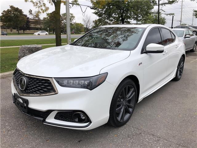 Used Acura TLX For Sale In Brampton Policaro Acura - Used acura tlx 2018