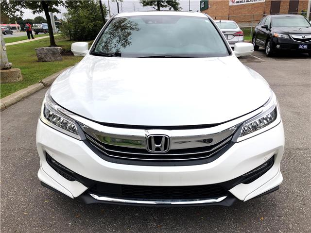 2016 Honda Accord Touring (Stk: 802555T) in Brampton - Image 2 of 20