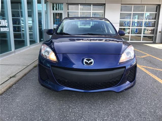 2013 Mazda Mazda3 GX (Stk: M802) in Ottawa - Image 2 of 15