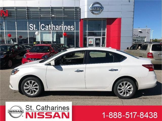 2017 Nissan Sentra 1.8 SV (Stk: SSP-134) in St. Catharines - Image 1 of 21