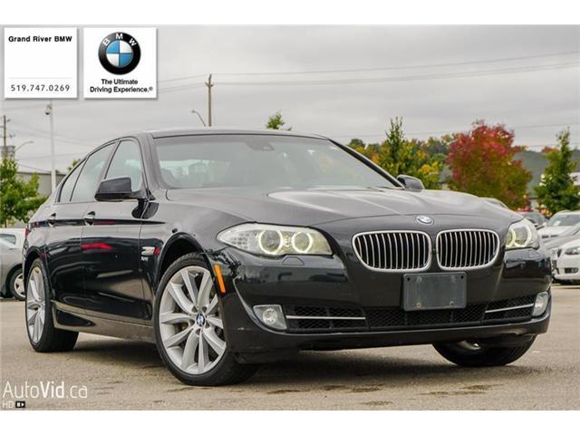 2011 BMW 535i xDrive (Stk: 40693A) in Kitchener - Image 1 of 22