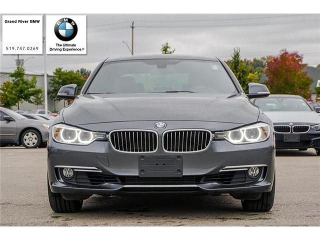 2015 BMW 328i xDrive (Stk: PW4496) in Kitchener - Image 2 of 22