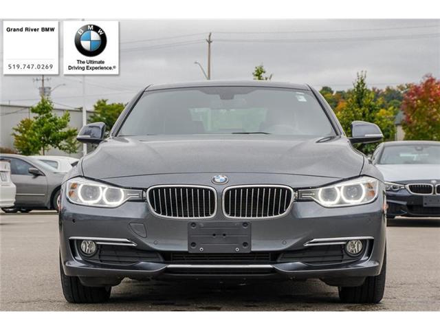 2015 BMW 328d xDrive (Stk: PW4498) in Kitchener - Image 2 of 22