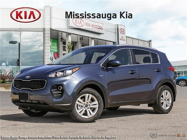 2019 Kia Sportage LX (Stk: SP19001) in Mississauga - Image 1 of 24