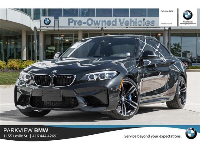 2018 BMW M2 Base (Stk: PP8195) in Toronto - Image 1 of 21