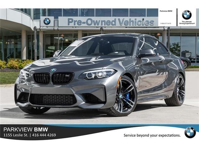 2018 BMW M2 Base (Stk: PP8196) in Toronto - Image 1 of 22