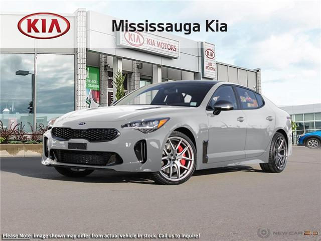 2018 Kia Stinger GT Limited (Stk: ST18021) in Mississauga - Image 1 of 24