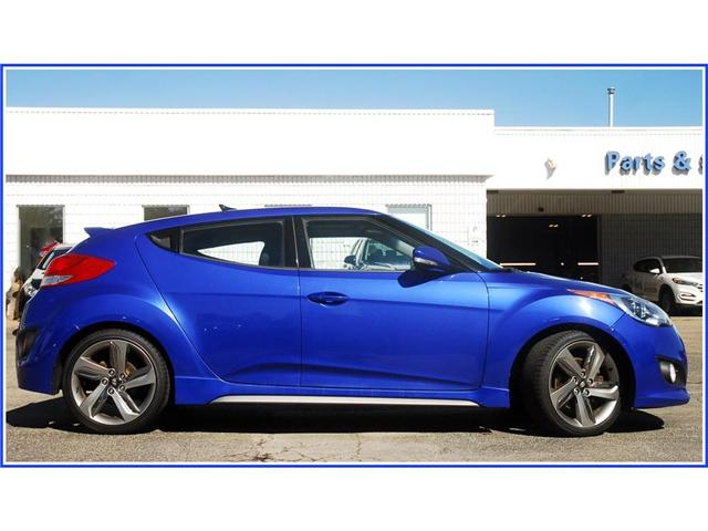 2013 Hyundai Veloster  (Stk: P58120A) in Kitchener - Image 2 of 11
