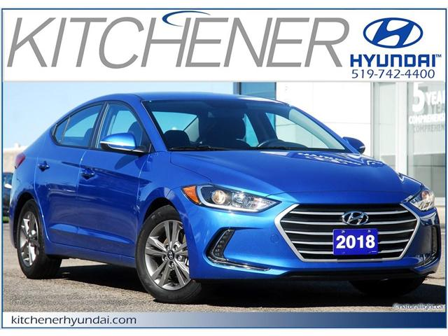 2018 Hyundai Elantra GL (Stk: OP3797) in Kitchener - Image 1 of 11