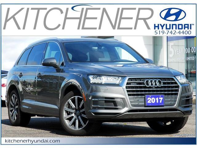 2017 Audi Q7 3.0T Technik (Stk: OP3805) in Kitchener - Image 1 of 18
