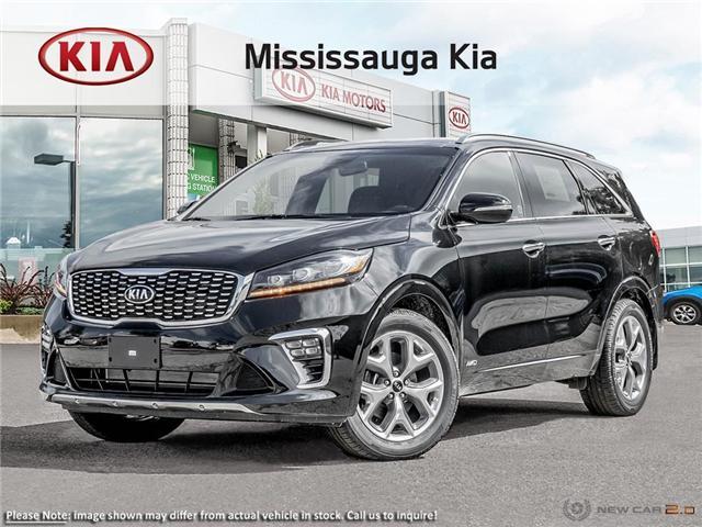 2019 Kia Sorento 3.3L SX (Stk: SR19025) in Mississauga - Image 1 of 24