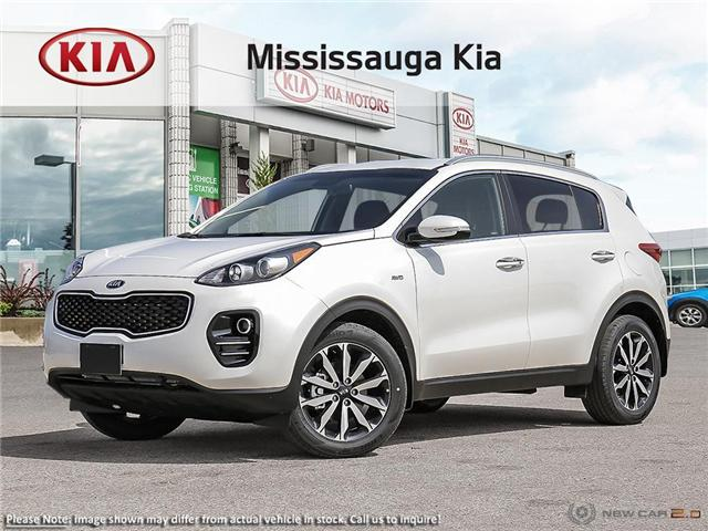 2019 Kia Sportage EX (Stk: SP19011) in Mississauga - Image 1 of 24