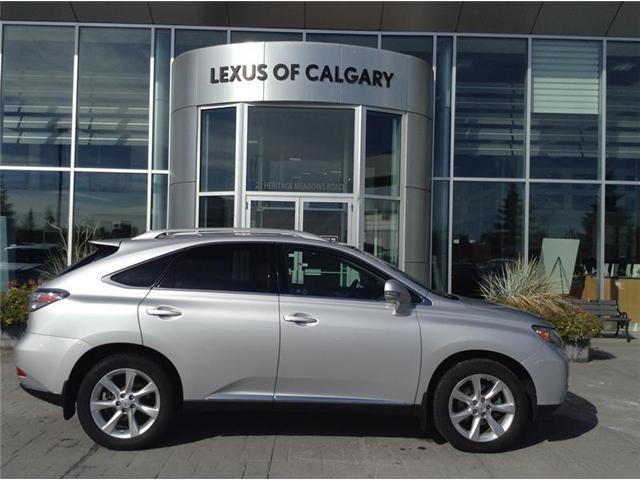 2010 Lexus RX 350 Base (Stk: 180248B) in Calgary - Image 1 of 15
