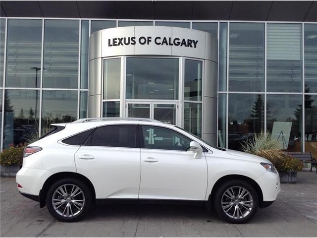 2013 Lexus RX 350 Base (Stk: 180602A) in Calgary - Image 1 of 17