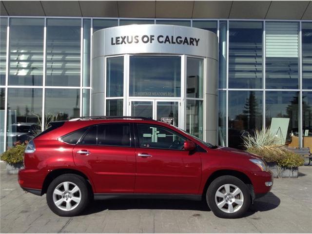 2009 Lexus RX 350 Base (Stk: 190045A) in Calgary - Image 1 of 14