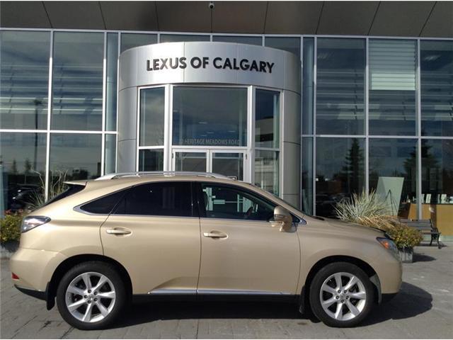 2010 Lexus RX 350 Base (Stk: 3849A) in Calgary - Image 1 of 14