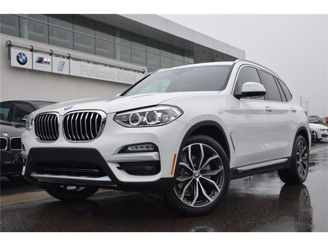 2019 BMW X3 xDrive30i (Stk: 9D95110) in Brampton - Image 1 of 12