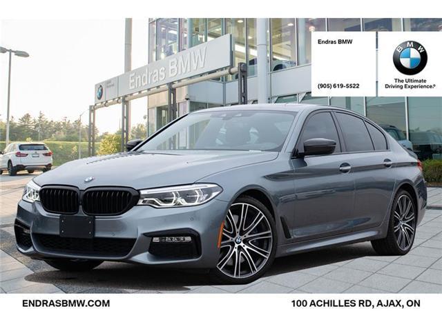 2018 BMW 540i xDrive (Stk: 52318A) in Ajax - Image 1 of 22