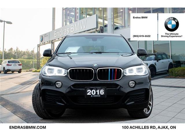 2016 BMW X6 xDrive35i (Stk: P5620) in Ajax - Image 2 of 21