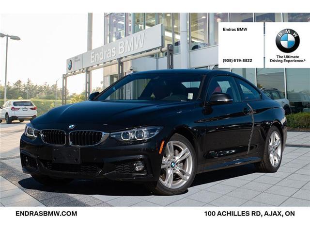 2019 BMW 430 i xDrive (Stk: 40958) in Ajax - Image 1 of 21