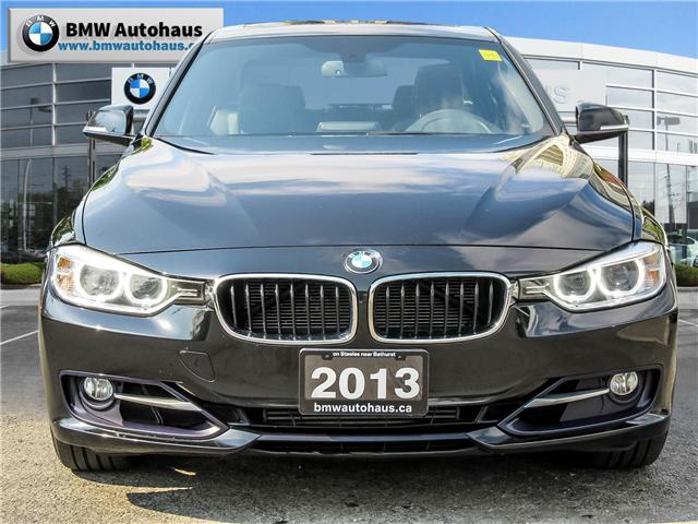 2013 BMW 328i xDrive (Stk: P8517) in Thornhill - Image 2 of 27