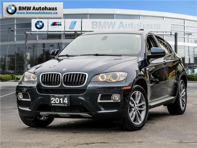 2014 BMW X6 xDrive35i (Stk: P8531) in Thornhill - Image 1 of 26