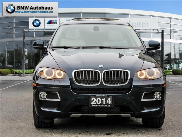 2014 BMW X6 xDrive35i (Stk: P8531) in Thornhill - Image 2 of 26