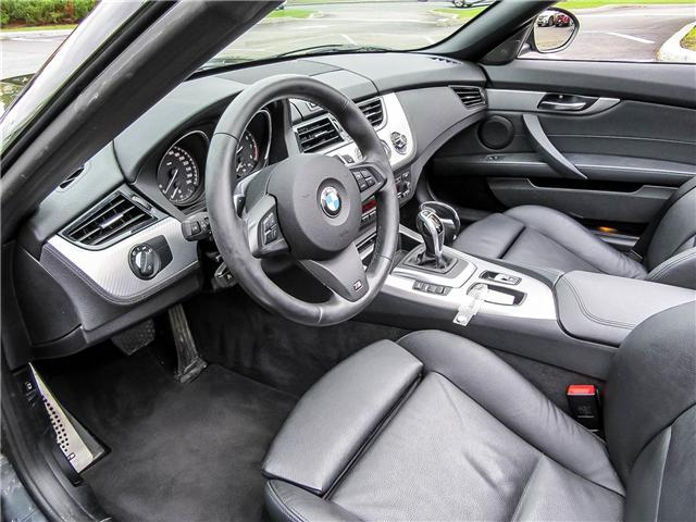 2015 BMW Z4 35i (Stk: P8548) in Thornhill - Image 10 of 18