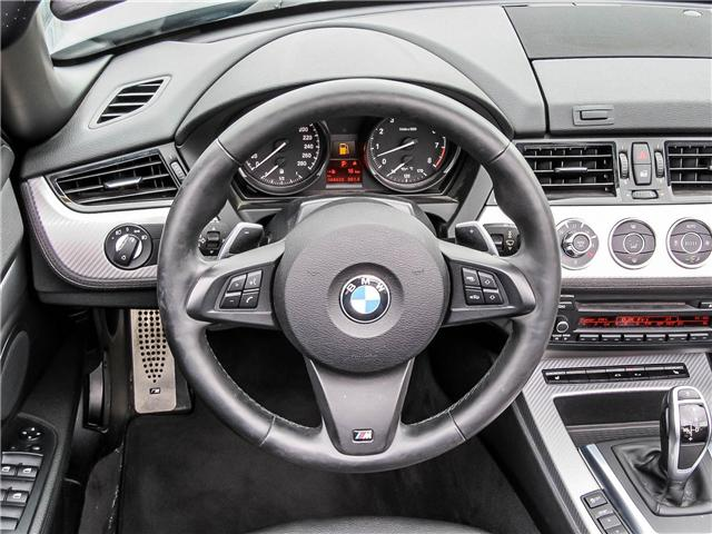 2015 BMW Z4 35i (Stk: P8548) in Thornhill - Image 15 of 18