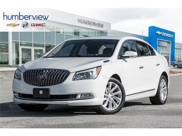 2015 Buick LaCrosse Leather (Stk: A8R017A) in Toronto - Image 1 of 20
