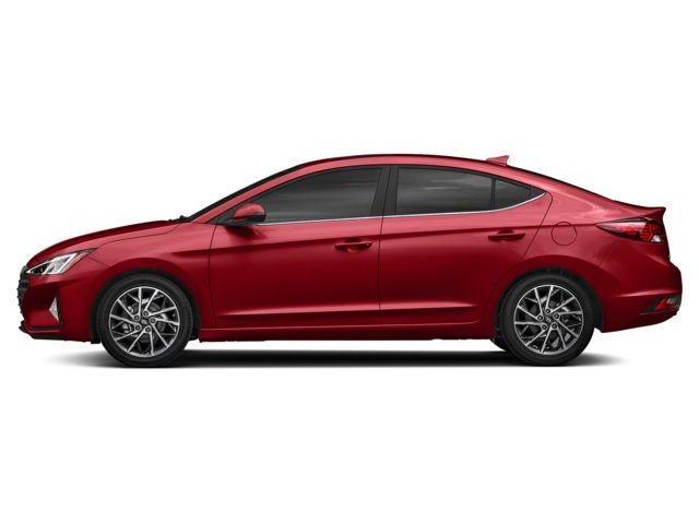 2019 Hyundai Elantra Preferred (Stk: KU755806) in Mississauga - Image 2 of 3