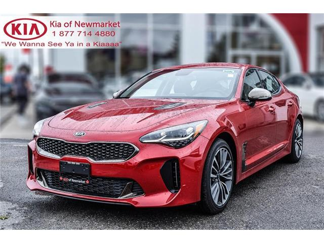 2019 Kia Stinger GT-Line (Stk: 190108) in Newmarket - Image 1 of 21