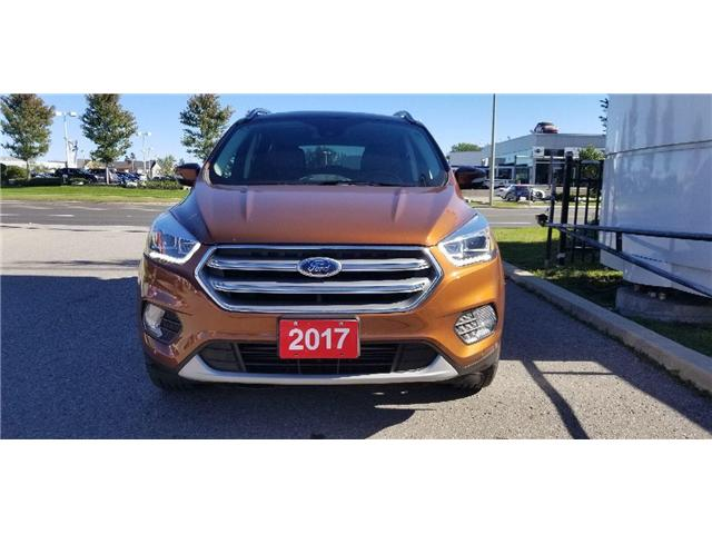 2017 Ford Escape Titanium (Stk: P8363) in Unionville - Image 2 of 21