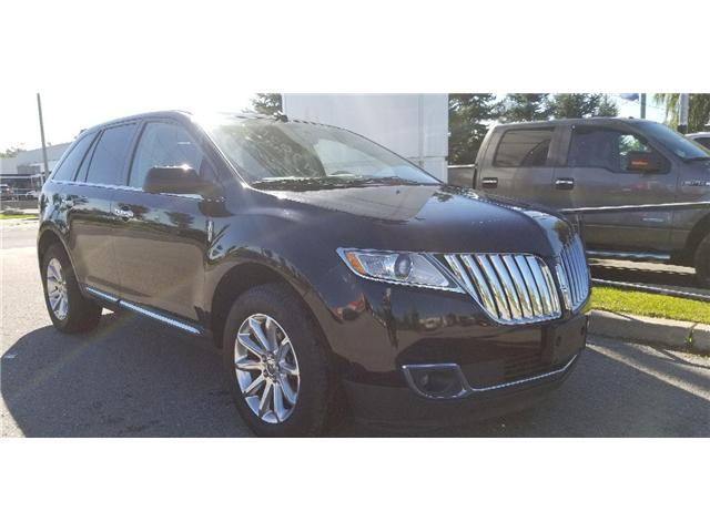2011 Lincoln MKX Base (Stk: 18FN2333A) in Unionville - Image 1 of 22