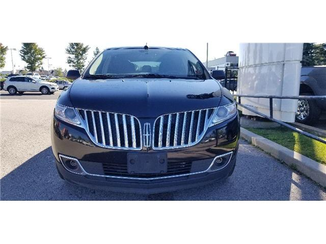 2011 Lincoln MKX Base (Stk: 18FN2333A) in Unionville - Image 2 of 22
