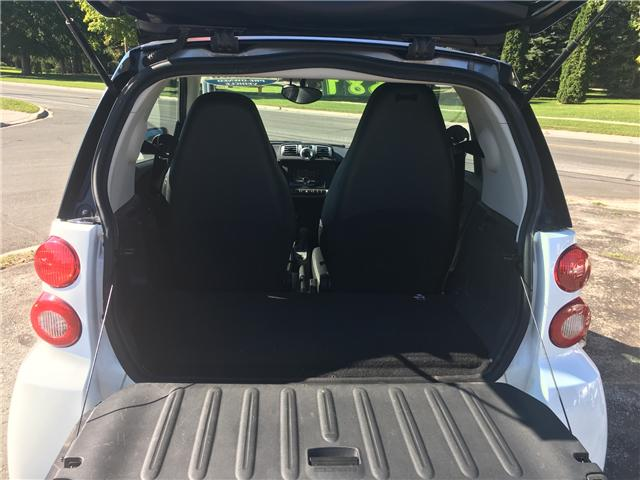 2012 Smart Fortwo Pure (Stk: ) in Cobourg - Image 5 of 10