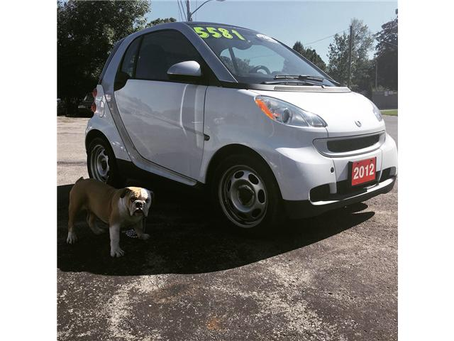 2012 Smart Fortwo Pure (Stk: ) in Cobourg - Image 10 of 10