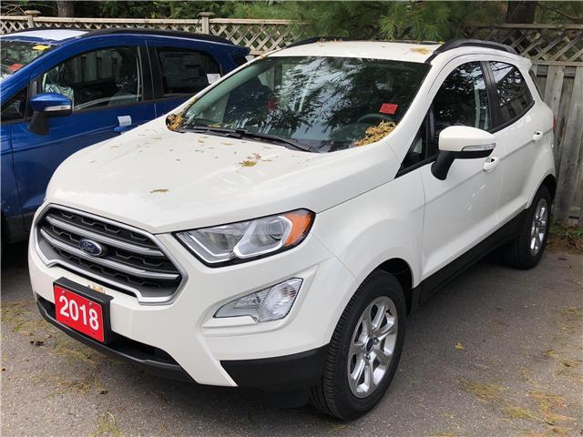 2018 Ford EcoSport SE (Stk: IEC8593) in Uxbridge - Image 1 of 13