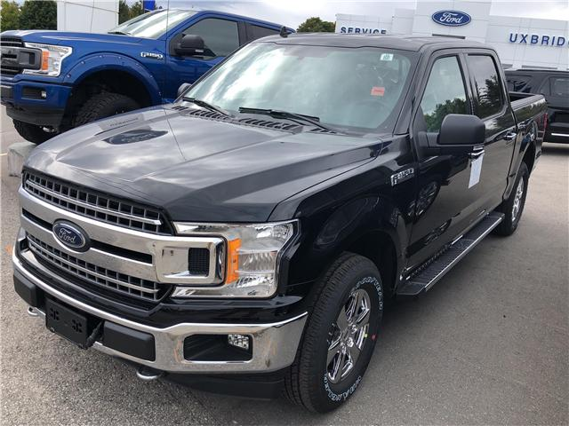 2018 Ford F-150 XLT (Stk: IF18605) in Uxbridge - Image 1 of 5