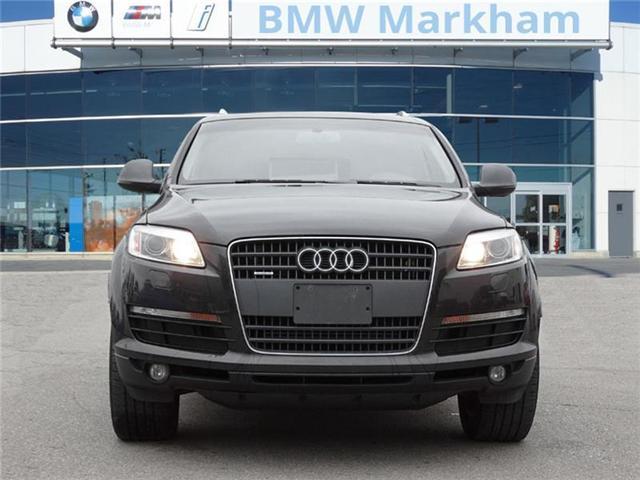 2009 Audi Q7 3.6 Premium (Stk: 36513A) in Markham - Image 2 of 19