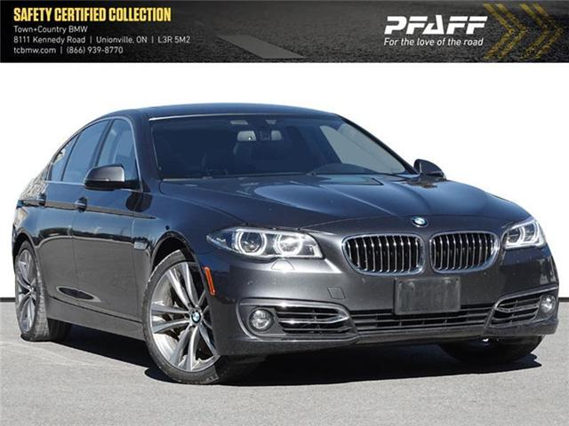 2016 BMW 535i xDrive (Stk: O11542) in Markham - Image 1 of 21
