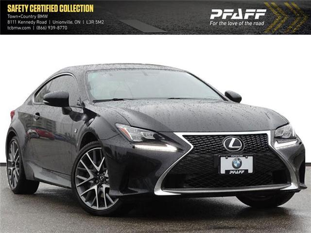 2015 Lexus RC 350 Base (Stk: U11447) in Markham - Image 1 of 21