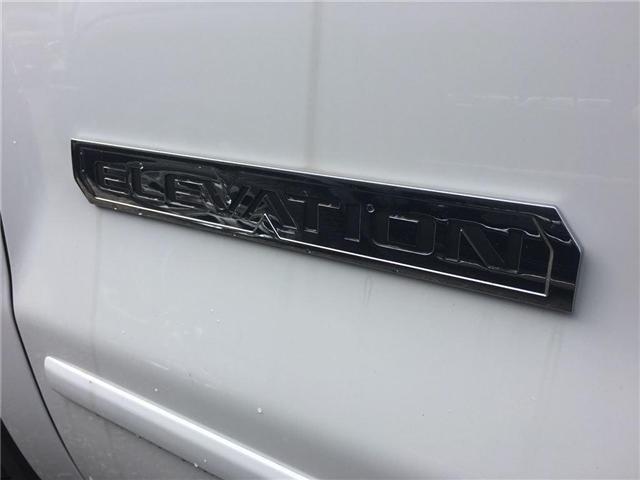 2018 GMC Sierra 1500 SLE (Stk: 182870) in Kitchener - Image 12 of 15