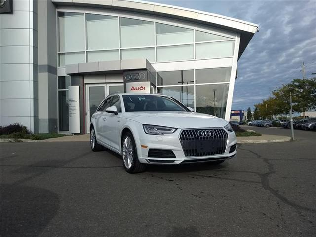 2018 Audi A4 allroad 2.0T Progressiv (Stk: 90784) in Nepean - Image 1 of 12