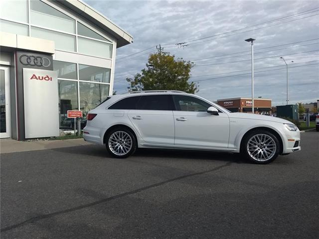 2018 Audi A4 allroad 2.0T Progressiv (Stk: 90784) in Nepean - Image 2 of 12